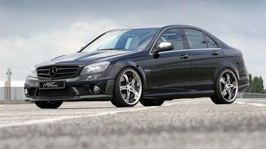 Тюнинг-ателье MEC Design выжало из Mercedes C63 AMG 600 лошадиных сил