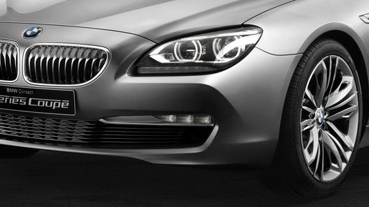 BMW готовит к премьере предсерийную версию нового купе шестой серии