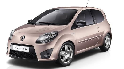 Renault совместно с домом моды Miss Sixty разработало спецверсию модели Twingo