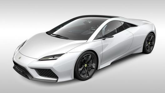 В Lotus отказались от постройки суперкара