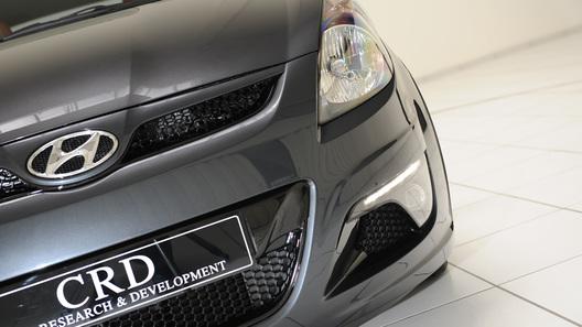 Париж 2010: Hyundai i20 добралcя до тюнинг-ателье Brabus