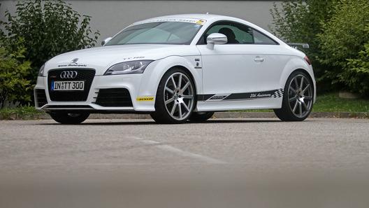 Тюнинговое ателье MTM подготовило 472-сильную версию Audi TT RS