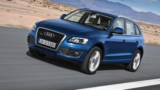Audi запускает российские продажи гибрида Q5