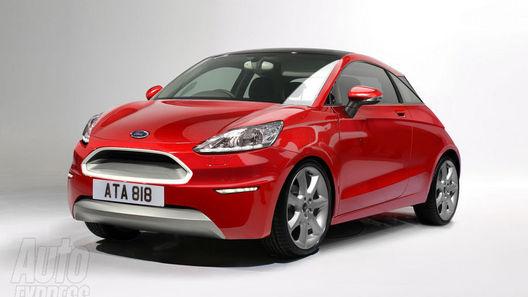 Появились новые данные о будущей микролитражке Ford