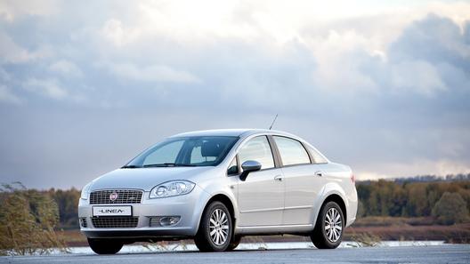 Fiat Linea: турбо-прорыв в бюджетном классе