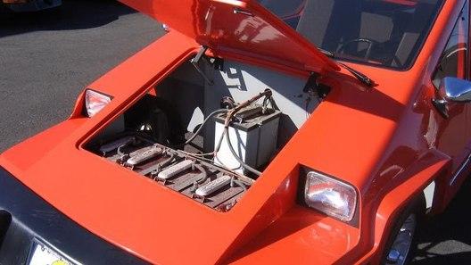 Экзотический hand-made электрокар родом из 70-х выставлен на продажу