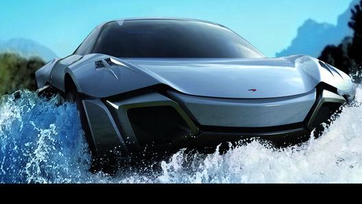В McLaren собираются построить внедорожник