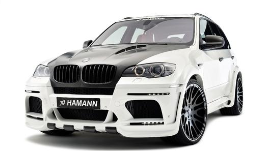 Тюнинг-ателье Hamann доработало внедорожник BMW X5M