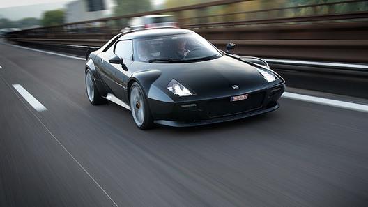 Владелец возрожденной Lancia Stratos получил свой заказ