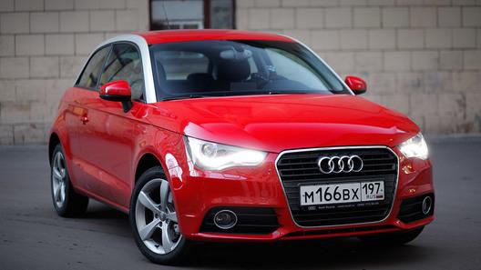 Audi A1: новое слово в классе компактов