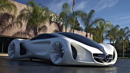 Mercedes показал в Лос-Анджелесе концепт Biome