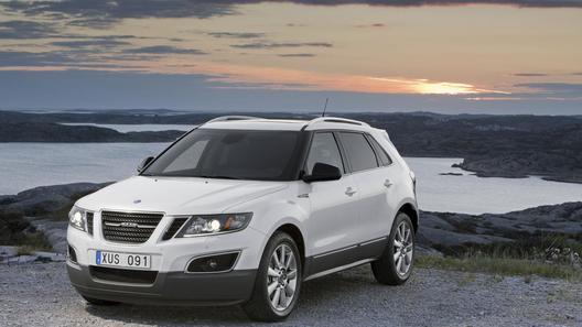 Самый большой Saab показали вживую