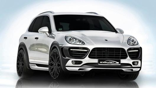 Titan EVO: много Porsche Cayenne в одном проекте