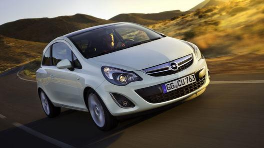 Обновленный Opel Corsa получил усовершенствованный дизель