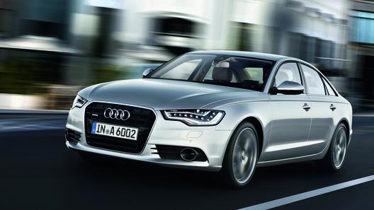 Audi официально представила седан A6