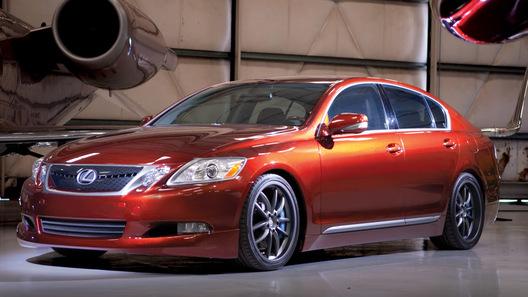 В недрах Lexus разрабатывается