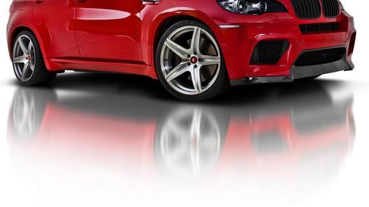 В США создали новый стайлинг-пакет для BMW X6