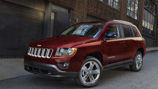 Jeep обещает начать продажи нового Compass еще до Нового года