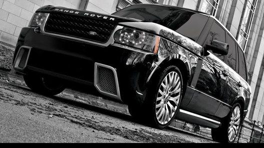 Тюнеры доработали внешность и двигатель дизельного Range Rover