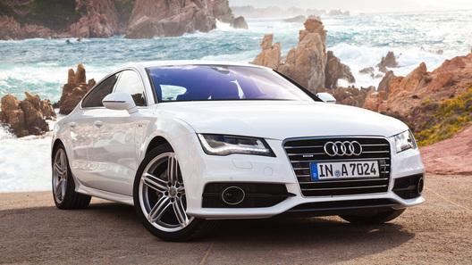 Испытываем эмоции за рулем высокотехнологичного хэтчбека Audi A7
