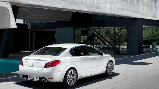 Peugeot 508 получит 4 мотора и ценник в 839 тысяч рублей