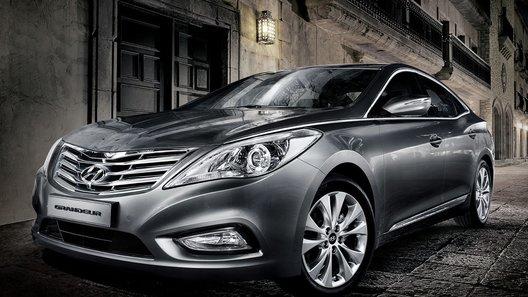 Новый бизнес-седан Hyundai Grandeur показали миру в Шанхае