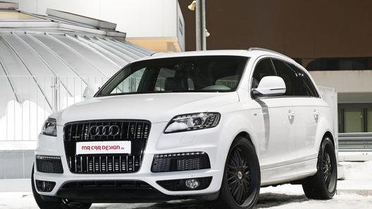 Немецкие тюнеры предложили альтернативный вариант обновления кроссовера Audi Q7