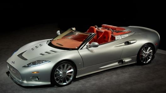 Открытый Spyker может получить мотор от Chevrolet Corvette