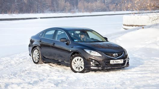 Mazda6 хэтчбек: часть 1 (713 км)