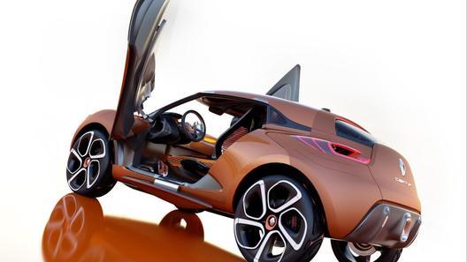 Renault обнародовал фотографии нового концепта