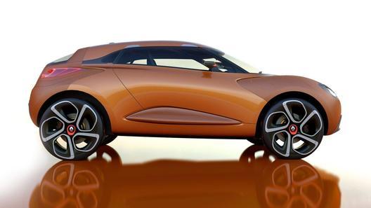 Renault планирует компактный премиум-кроссовер