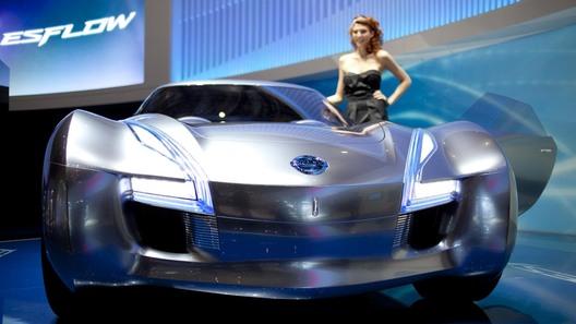 Электрический спорткар Nissan дебютировал в Женеве