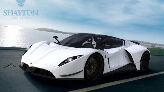 Суперкар из Словении разгонится до 400 км/ч