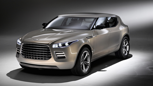 Внедорожники Lagonda все же появятся на российском рынке