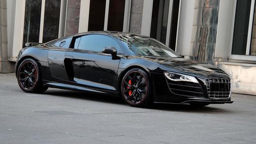 Немцы превратили Audi R8 в НЛО