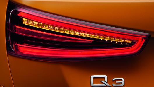 Audi официально представила компактный кроссовер Q3