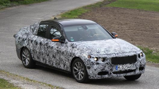 BMW готовит к выпуску 3-Series Gran Turismo
