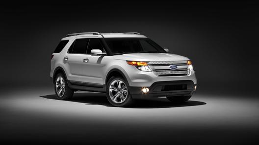 Ford Explorer обойдется россиянам в 1 799 000 рублей