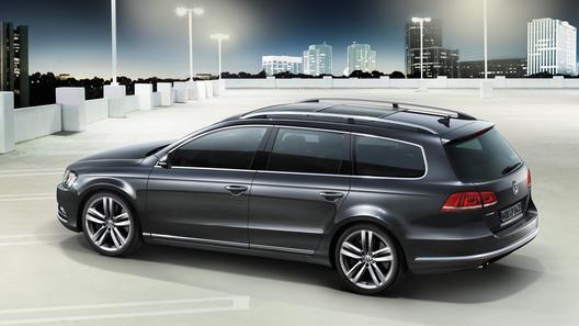 VW назвал цены на новый Passat в кузове универсал