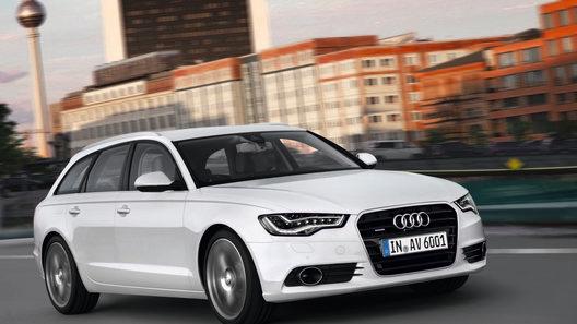 Audi представила совершенно новый А6 в кузове