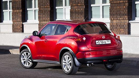 Nissan Juke: кроссовер, который перевернет мир