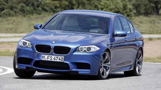 Рассекречен облик серийной BMW M5