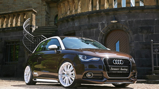 Senner Tuning полноценно доработали Audi A1