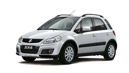 Suzuki прекращает поставки японских SX4 в Россию