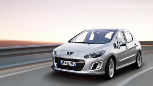 Новый Peugeot 308 будет стоить от 549 000 рублей
