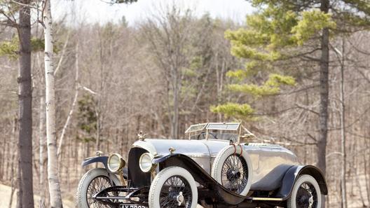 Самый старый Bentley уйдет с молотка