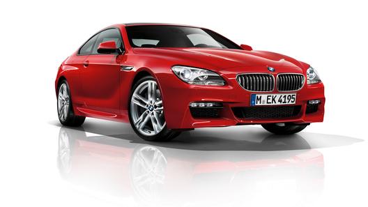 Купе BMW 6 Series получило полный привод и турбодизель