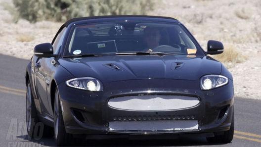 Родстер Jaguar XE появится в продаже в 2013 году