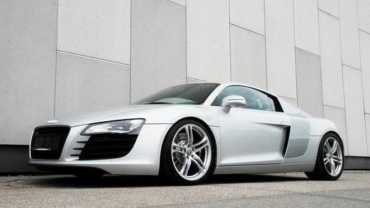 В Швейцарии основательно доработали Audi R8