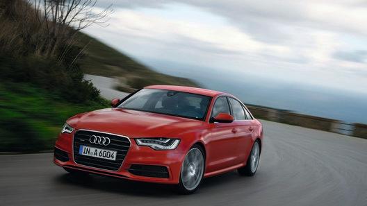 В России появился самый экономичный Audi A6